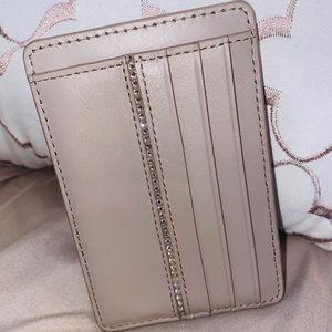 Swarovski Crystal Card Holder